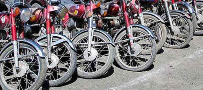 Non-registration of bikes hits dealers, buyers